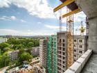 ЖК Каскад на Ленина - ход строительства, фото 583, Май 2019