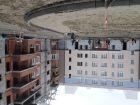 ЖК Сергиевская Слобода - ход строительства, фото 50, Ноябрь 2020