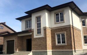 Малоэтажный жилой комплекс.<br>Готовые дома от 140 до 300 м².