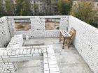 ЖК Янтарный - ход строительства, фото 13, Октябрь 2017
