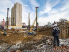 ЖК Zапад (Запад) - ход строительства, фото 66, Декабрь 2018