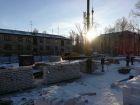 Жилой дом: ул. Страж Революции - ход строительства, фото 168, Ноябрь 2018
