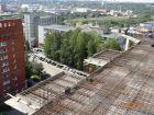 ЖК На Ошарской - ход строительства, фото 97, Август 2016