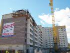 Ход строительства дома № 4 в ЖК Сормовская сторона - фото 27, Август 2016