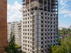 ЖК Каскад на Сусловой - ход строительства, фото 65, Август 2019