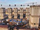 Ход строительства дома Литер 1 в ЖК Звезда Столицы - фото 4, Декабрь 2020