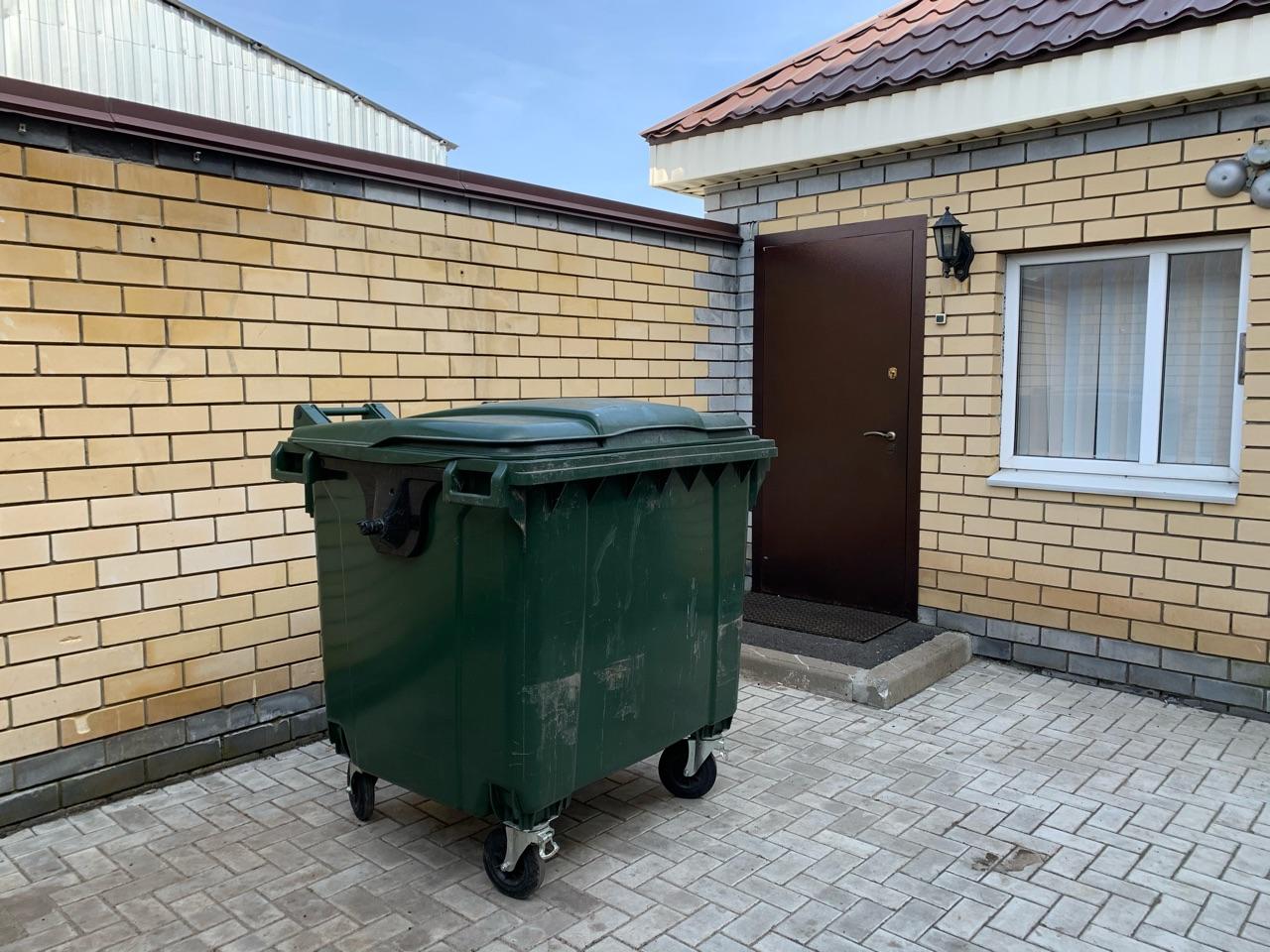 7 тысяч контейнеров закупили в ходе мусорной реформы в Нижегородской области - фото 1
