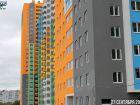 Ход строительства дома № 8 в ЖК Красная поляна - фото 71, Октябрь 2016