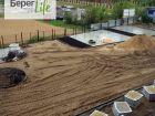 ЖК Зеленый берег Life - ход строительства, фото 21, Сентябрь 2018