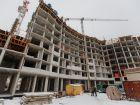 Жилой дом Кислород - ход строительства, фото 64, Декабрь 2020