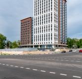 Комплекс апартаментов KM TOWER PLAZA (КМ ТАУЭР ПЛАЗА) - ход строительства,