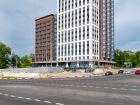Комплекс апартаментов KM TOWER PLAZA (КМ ТАУЭР ПЛАЗА) - ход строительства, фото 1, Июнь 2021
