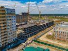 Ход строительства дома Литер 22 в ЖК Светлоград - фото 44, Июнь 2019