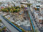 ЖК Симфония Нижнего - ход строительства, фото 212, Октябрь 2018