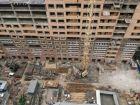 Ход строительства дома № 1 в ЖК Встреча - фото 44, Июль 2019