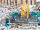 ЖК Каскад на Сусловой - ход строительства, фото 104, Январь 2019