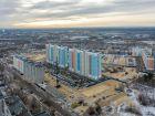 Ход строительства дома № 10 в ЖК Корабли - фото 4, Декабрь 2019