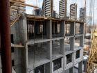 ЖК Каскад на Путейской - ход строительства, фото 26, Апрель 2020