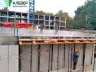 Ход строительства дома № 1 в ЖК Клевер - фото 106, Сентябрь 2018