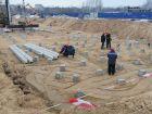 Ход строительства дома № 45 в ЖК Торпедо - фото 24, Март 2021