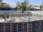 ЖК Abrikos (Абрикос) - ход строительства, фото 26, Сентябрь 2019