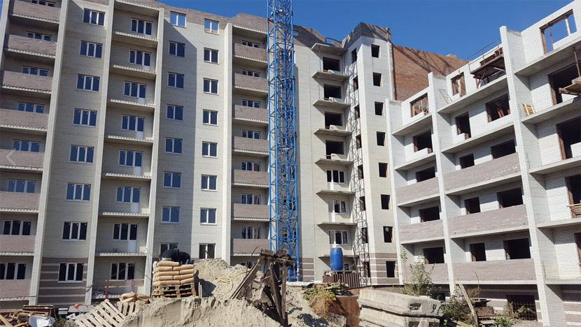 Число ипотечных сделок по покупке жилья в новостройках Ростова выросло на 53,3% за год