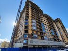 Ход строительства дома Литер 2 в ЖК Династия - фото 17, Март 2020