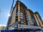 Ход строительства дома Литер 2 в ЖК Династия - фото 23, Март 2020
