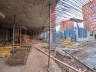 Каскад на Сусловой - ход строительства, фото 50, Ноябрь 2016