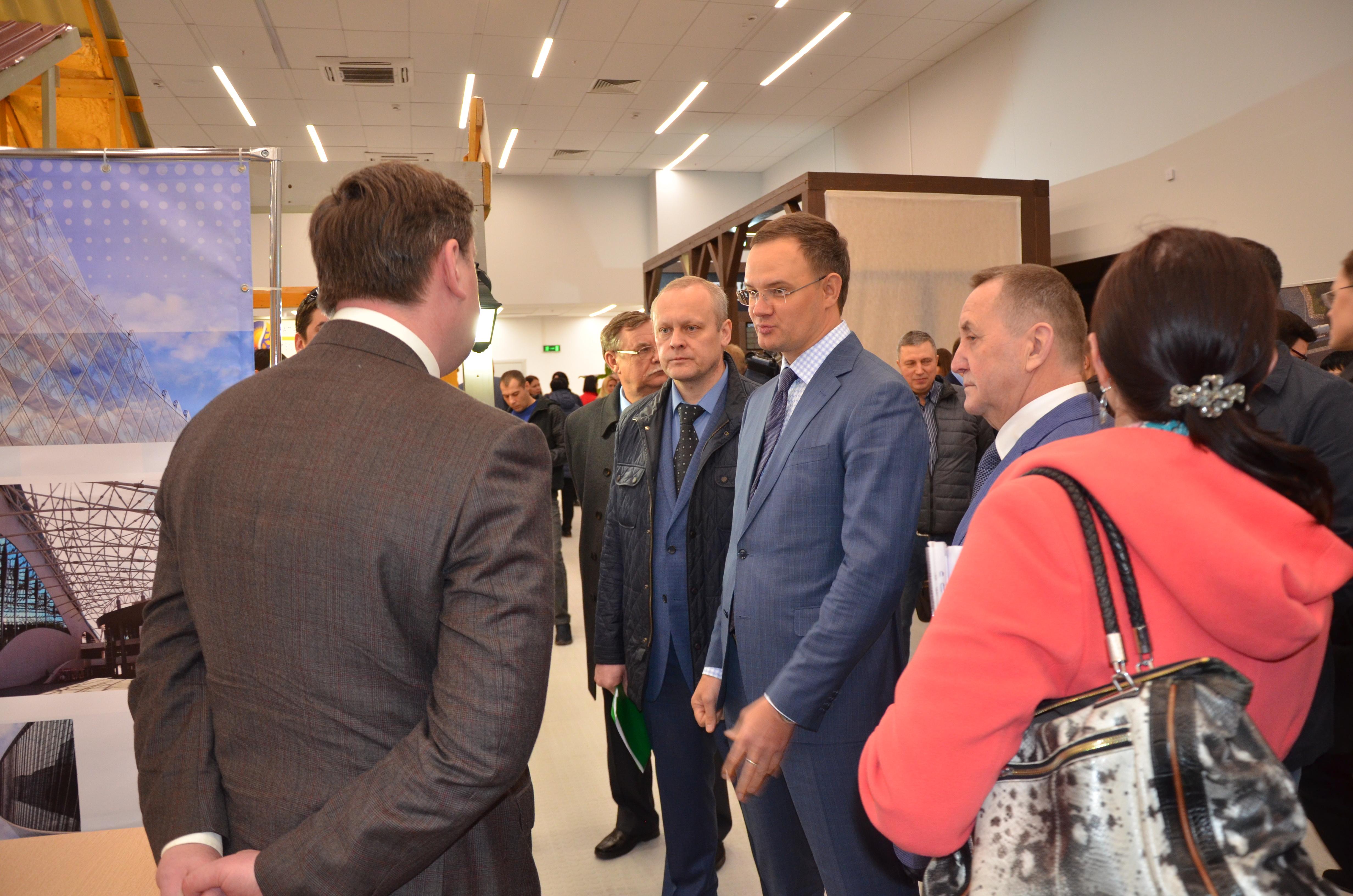 Региональный инвестиционно-строительный форум «Домострой-2019» открылся в Нижнем Новгороде - фото 3