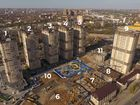 Ход строительства дома Литер 9 в ЖК Звезда Столицы - фото 6, Май 2021