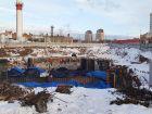 ЖК Корица - ход строительства, фото 41, Декабрь 2020