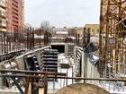 ЖК Крепостной вал - ход строительства, фото 53, Февраль 2018