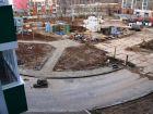 Ход строительства дома № 1 в ЖК Город чемпионов - фото 13, Ноябрь 2015