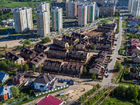 Ход строительства дома 1 типа в КП Аладдин - фото 1, Август 2016