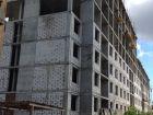 Жилой дом: в квартале улиц Вольская-Витебская  - ход строительства, фото 17, Июнь 2015