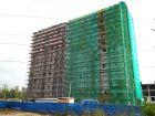 Ход строительства дома №6 в ЖК Октава - фото 2, Сентябрь 2017