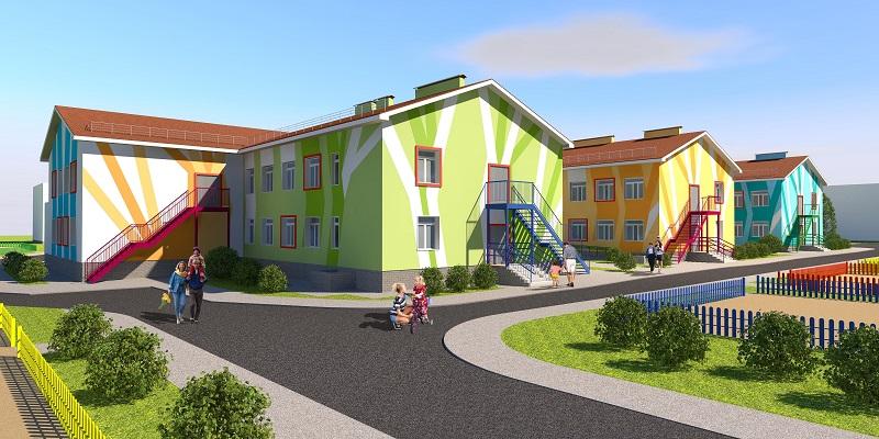 Второй детский сад в ЖК «Окский берег» - фото 1