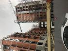 Ход строительства дома № 1 в ЖК Renaissance (Ренессанс) - фото 66, Март 2020