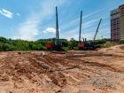 Ход строительства дома № 8-1 в ЖК КМ Тимирязевский - фото 2, Июль 2021