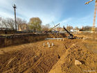 Ход строительства дома № 2 в ЖК Книги - фото 48, Октябрь 2020
