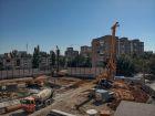ЖК Ленина, 46 - ход строительства, фото 9, Июль 2021